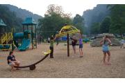 Photo: GERALD FREEMAN CAMPGROUND