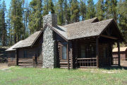 Photo: STUB CREEK CABIN