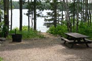 Photo: BIRCH LAKE CAMPGROUND