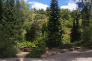 Photo: WILLOW FLAT CAMPGROUND