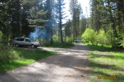 Photo: PINE CREEK CAMPGROUND