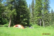 Photo: SNOWBANK CAMPGROUND