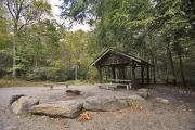 Photo: BRIAR BOTTOM GROUP CAMPGROUND: ASH PAVILLION
