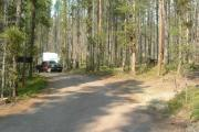 Photo: LODGEPOLE CAMPGROUND