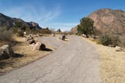 Photo: CHISOS BASIN GROUP CAMPGROUND