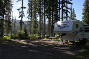 Photo: UPPER PAYETTE LAKE CAMPGROUND