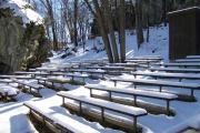 Buffalo Point Campground Amphitheater