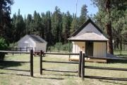 Photo: MURDERERS CREEK GUARD STATION (OR)