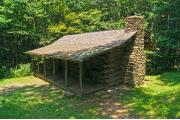 Photo: DONLEY CABIN EXTERIOR VIEW