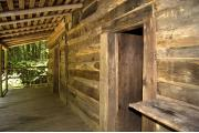 Photo: DONLEY CABIN PORCH