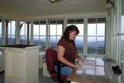 Photo: PICKETT BUTTE LOOKOUT