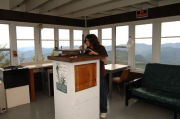 Photo: BALD KNOB LOOKOUT