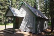 Photo: BOX CANYON GUARD STATION CABIN