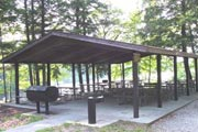 Photo: Edward MacDowell Lake Day Use Facilities