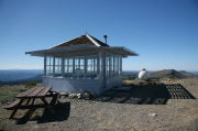 Photo: DRAKE PEAK LOOKOUT