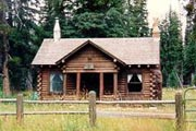 Photo: PEAVY CABIN