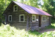 Photo: BLACK MOUNTAIN CABIN