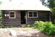 Photo: DOUBLEHEAD CABIN