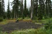 Photo: GROUSE CAMPGROUND