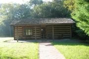 Photo: STONY FORK CABIN