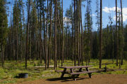 Photo: BONANZA CCC GROUP CAMPGROUND