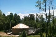 Photo: GRIZZLY RIDGE YURT (UT)