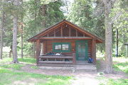 Photo: MILL CREEK CABIN