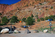 Photo: SUNGLOW CAMPGROUND