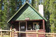 Photo: TRAIL CREEK CABIN