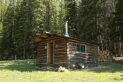 Photo: NOTCH CABIN