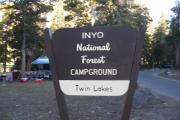 Photo: TWIN LAKES CAMPGROUND