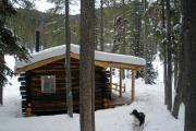 Photo: MAY CREEK CABIN