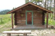 Photo: WAPITI CABIN