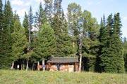 Photo: CABIN CREEK CABIN