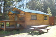 Photo: DOUGLAS CREEK CABIN