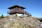 Photo: SHORTY PEAK LOOKOUT