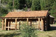 Photo: BIRCH CREEK CABIN