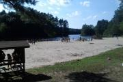 Buffumville Lake Beach