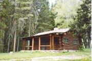 Photo: FOURMILE CABIN