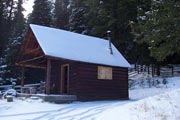 Photo: INDIAN FLATS CABIN