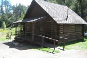 Photo: FERNOW CABIN