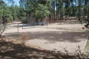 Photo: JUNCTION CREEK CAMPGROUND Group Volleyball