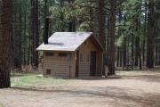 Photo: JUNCTION CREEK CAMPGROUND Restroom