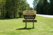 Photo: SWAN LAKE CAMPGROUND