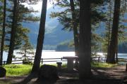 Photo: HOLLAND LAKE CAMPGROUND