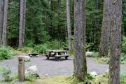 Photo: MIDDLE FORK CAMPGROUND