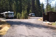Photo: ELK CREEK CAMPGROUND (CLEARWATER NF)