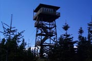 Photo: BALD MOUNTAIN LOOKOUT