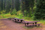 Photo: COTTONWOOD GROUP PICNIC SITE