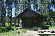 Photo: MEADOWS CABIN